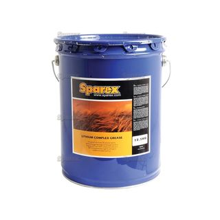 GREASE LITHIUM COMPLEX 12.5KG