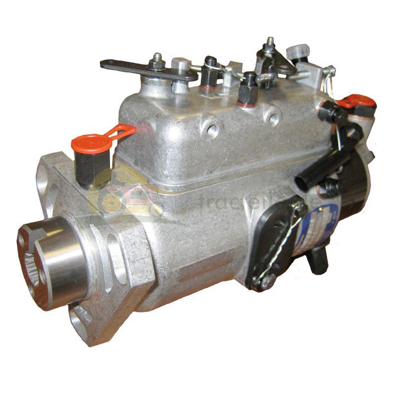 Riemenscheibe für Kurbelwelle von 3 Zylinder Perkins Motor bei Massey Ferguson