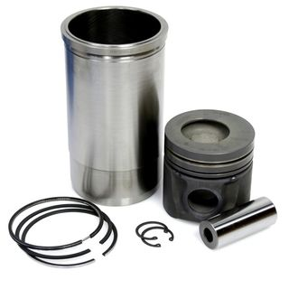Piston / cylinder liner Assy with Piston rings (per cylinder liner) for MWM Engine, NEW, ECONOMIE LINE