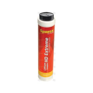 Lube shuttle grease cartridge HD Extreme 400g