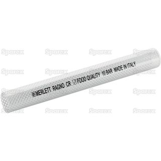 REINFORCED PVC HOSE 13MM